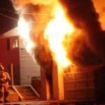 FRIEDENSBURG RD ; ALSACE TWP FIRE