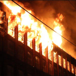 4 Alarm Fire City of Reading