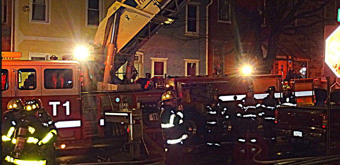 Crews assist City of Reading