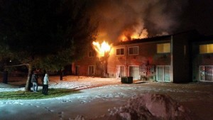 Crew called to assist Spring Township