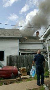 Easter Sunday fire in Birdsboro