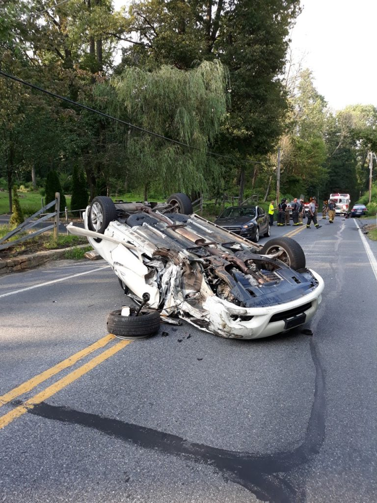 Alsace Township Crash