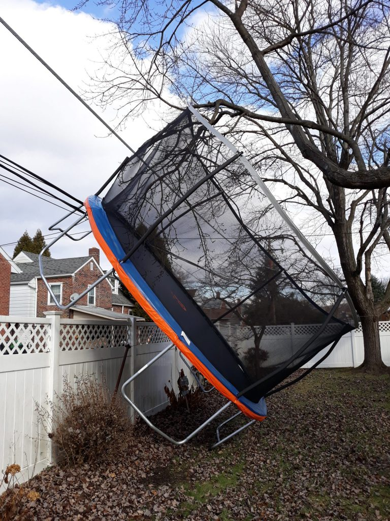 Pennside Trampoline Tragedy