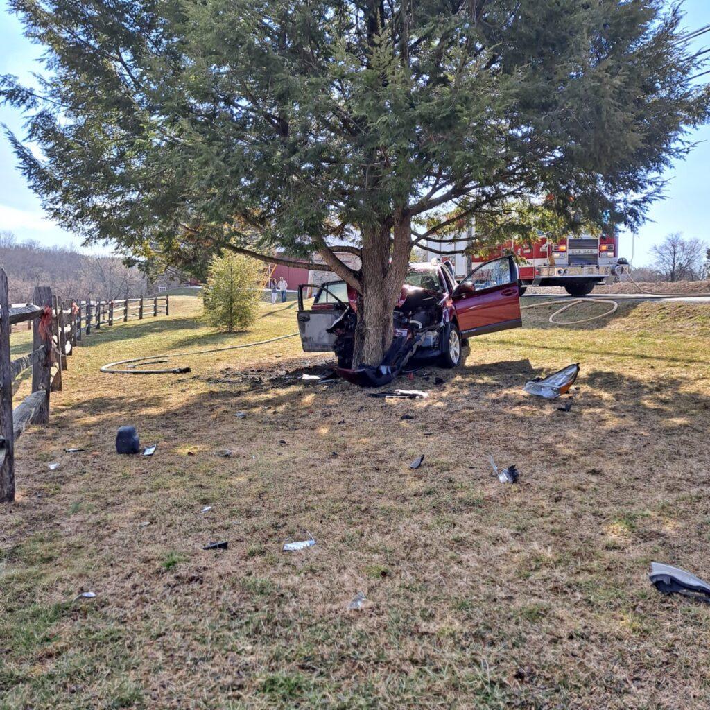 Alsace Township Crash